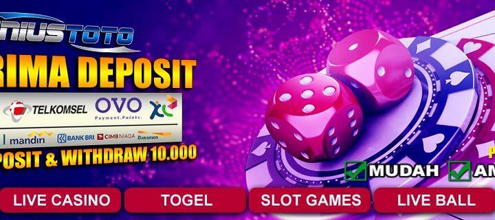 Jeniustoto Situs Togel Online Pasaran Toto SGP dan Toto HK Lengkap